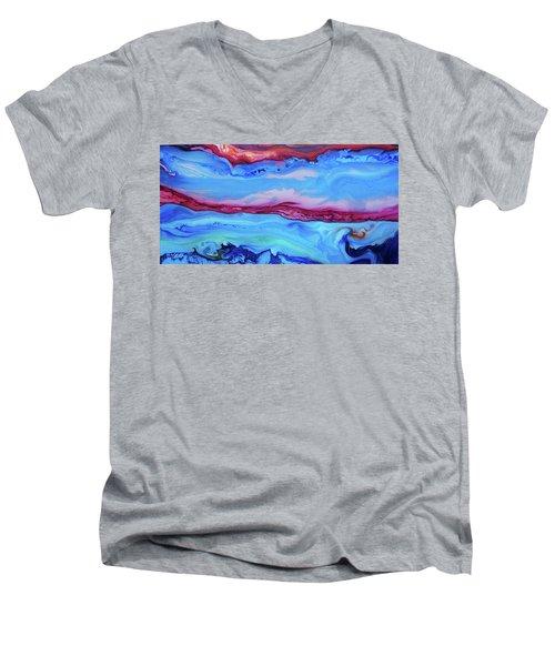 Sortilegio Del Amor II Men's V-Neck T-Shirt
