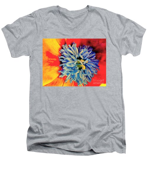 Soul Vibrations Men's V-Neck T-Shirt