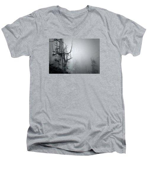 Souls Men's V-Neck T-Shirt by Mark Ross