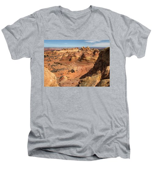 South Coyote Buttes Men's V-Neck T-Shirt