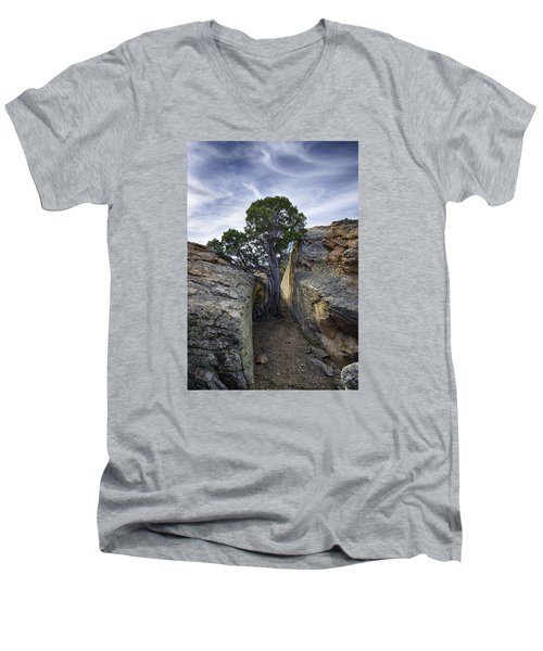 South Of Pryors 2 Men's V-Neck T-Shirt