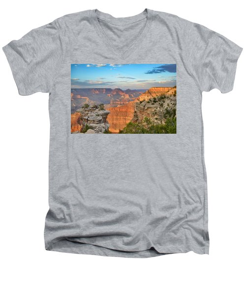 South Rim Men's V-Neck T-Shirt