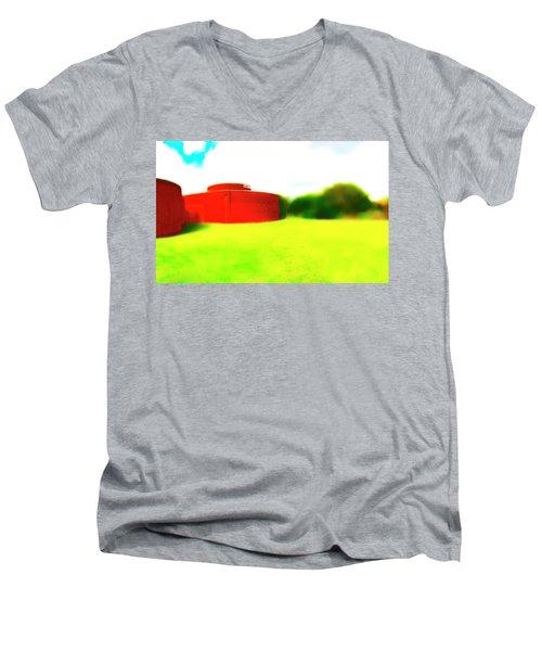 South Walls Men's V-Neck T-Shirt