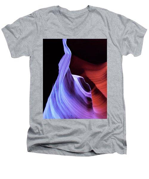 South West Light Men's V-Neck T-Shirt