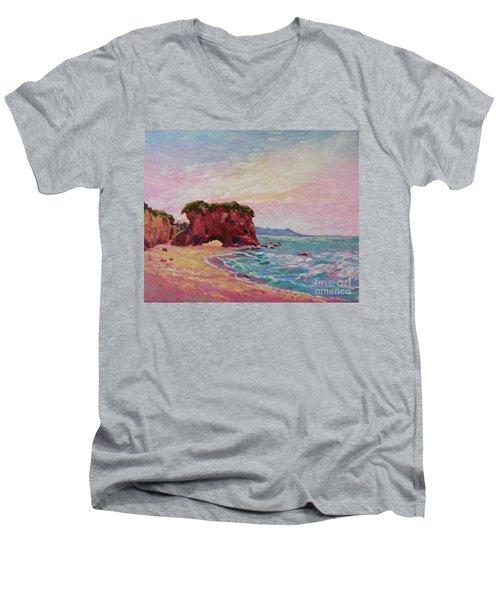 Southern Coast Men's V-Neck T-Shirt