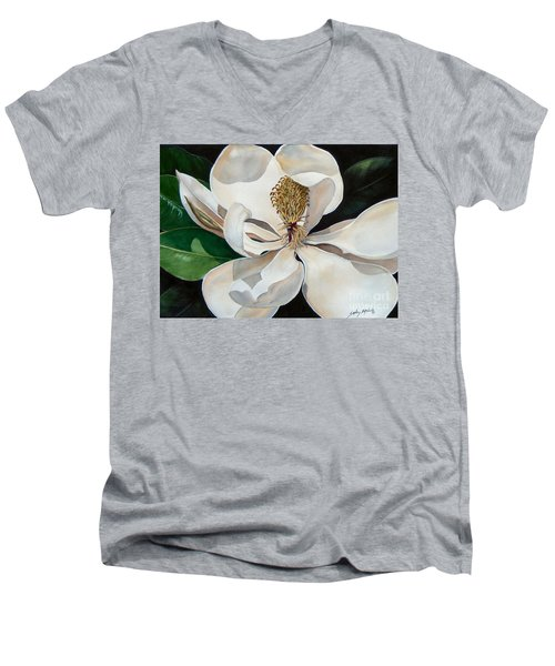 Southern Lady    Sold Men's V-Neck T-Shirt
