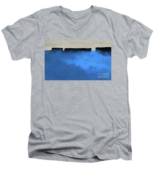 Southern Reach 2 Men's V-Neck T-Shirt
