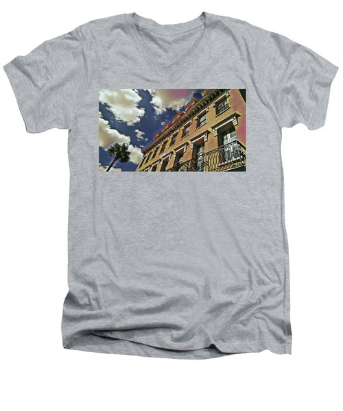 Southern Stature Men's V-Neck T-Shirt