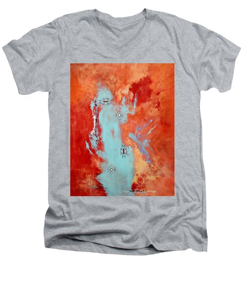 Southwest Impressions 2 Men's V-Neck T-Shirt