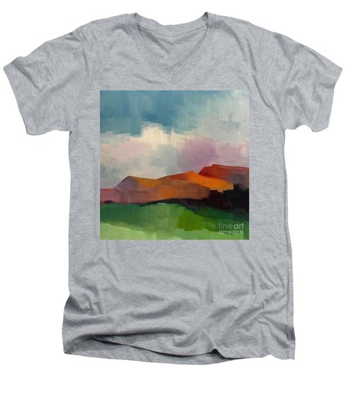 Southwest Light Men's V-Neck T-Shirt