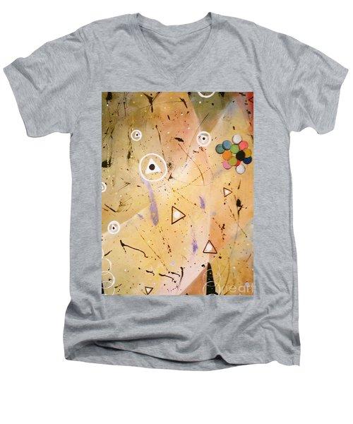 Spacebubbles Men's V-Neck T-Shirt