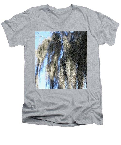 Spanish Moss Men's V-Neck T-Shirt