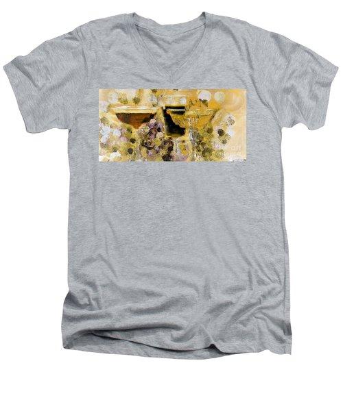 Sparkling Spirits Men's V-Neck T-Shirt