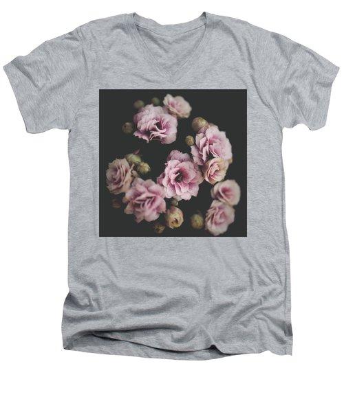 Speak Love Men's V-Neck T-Shirt