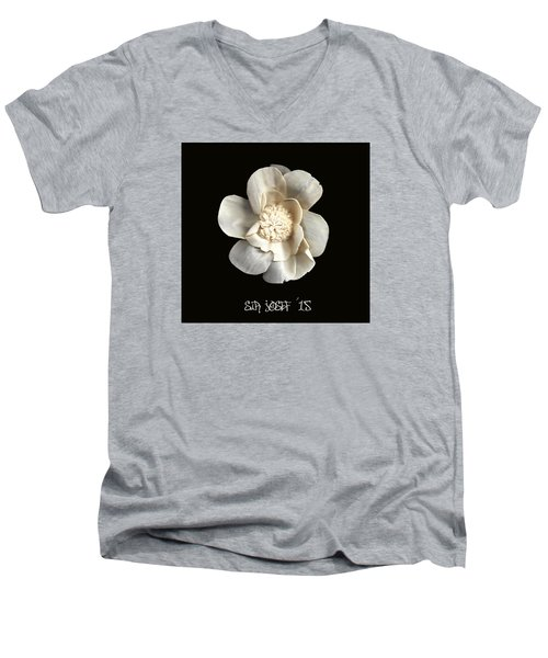 Special Magic Flower - For A Special Lady Men's V-Neck T-Shirt