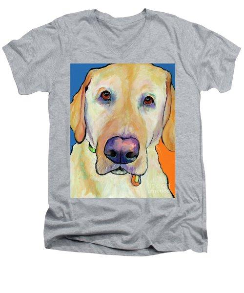 Spenser Men's V-Neck T-Shirt
