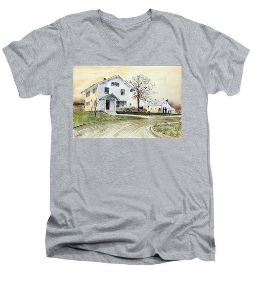 Sperry Homestead Men's V-Neck T-Shirt