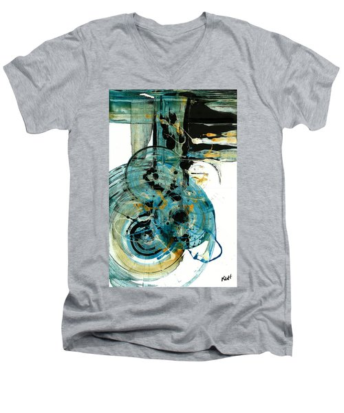 Spherical Joy Series 210.012011 Men's V-Neck T-Shirt