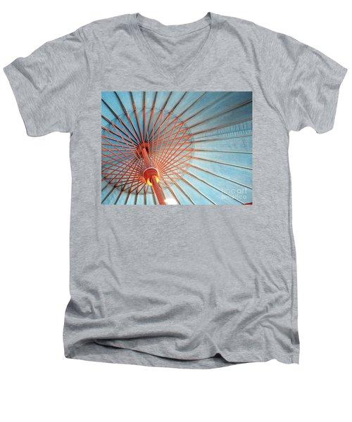 Spindles And Struts Men's V-Neck T-Shirt