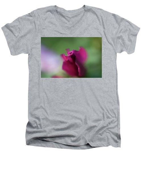 Spinning With Rose 2 Men's V-Neck T-Shirt