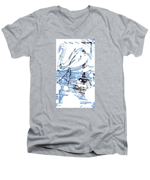 Spirit Animal . Swan Men's V-Neck T-Shirt