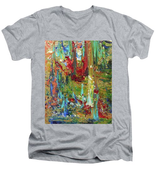 Spirit Dance Men's V-Neck T-Shirt