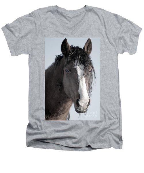 Spirit Horse Men's V-Neck T-Shirt