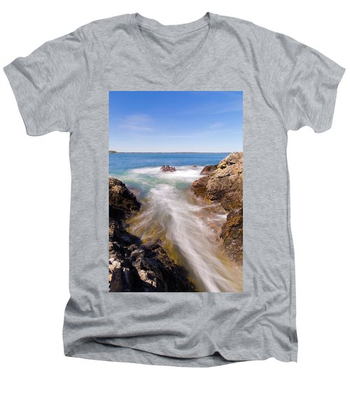 Spirit Of The Atlantic Men's V-Neck T-Shirt