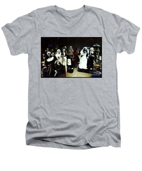 Spirit's Return Men's V-Neck T-Shirt