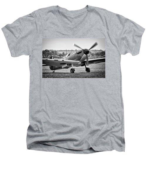 Spitfire Mk1 Men's V-Neck T-Shirt