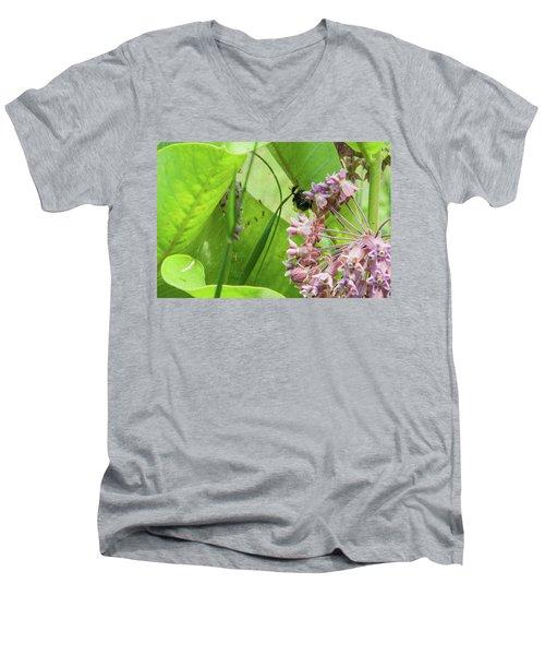 Spl-1 Men's V-Neck T-Shirt