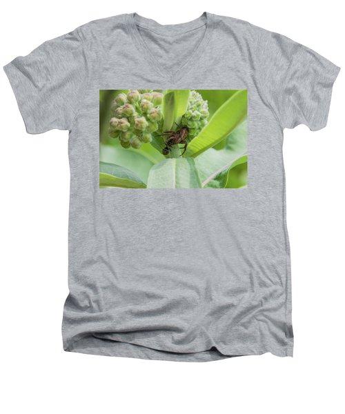 Spl-2 Men's V-Neck T-Shirt