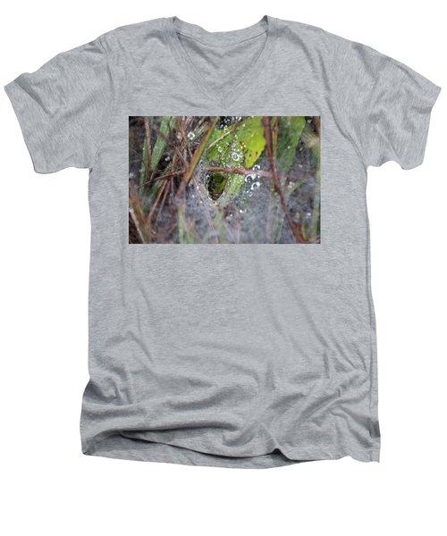 Spl-3 Men's V-Neck T-Shirt