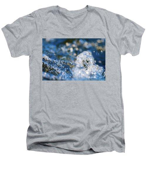 Splash One Men's V-Neck T-Shirt