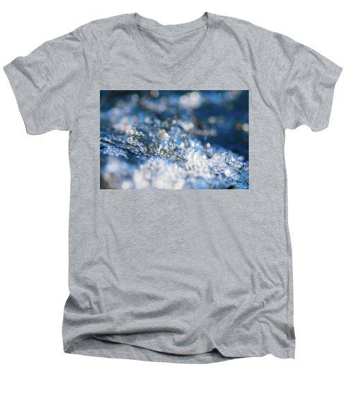Splash Two Men's V-Neck T-Shirt