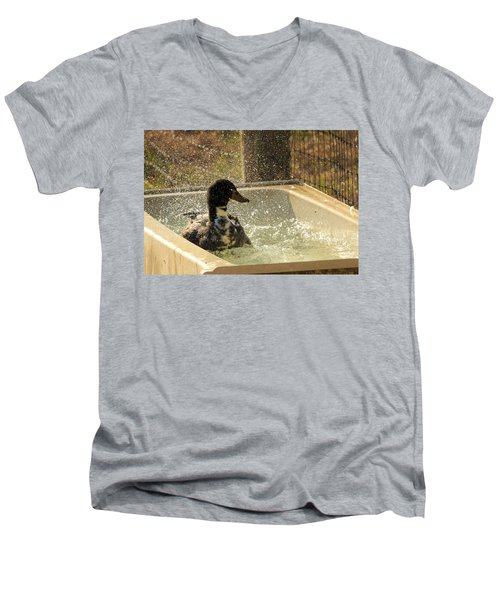 Splish Splash Men's V-Neck T-Shirt