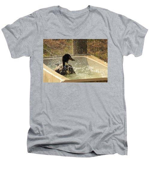 Splish Splash Men's V-Neck T-Shirt