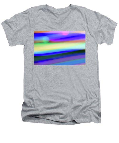 Spotlight Men's V-Neck T-Shirt