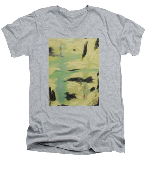 Spring  1 Men's V-Neck T-Shirt