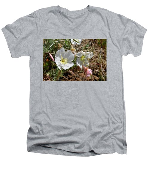 Spring At Last Men's V-Neck T-Shirt