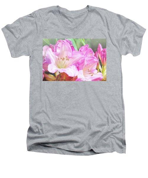Spring Bling Men's V-Neck T-Shirt
