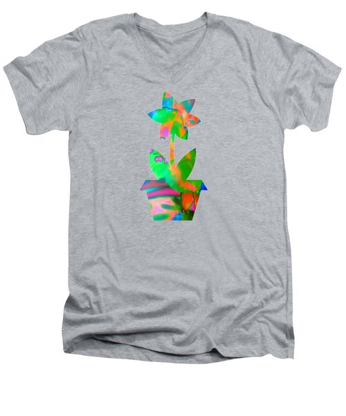Spring Fever Men's V-Neck T-Shirt