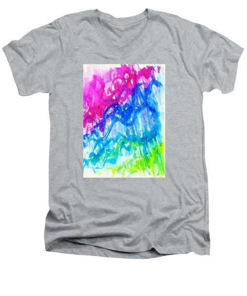 Intuition Men's V-Neck T-Shirt