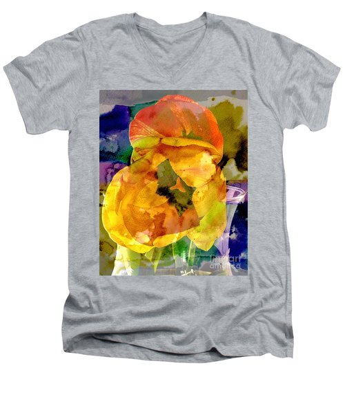 Spring Xx Men's V-Neck T-Shirt