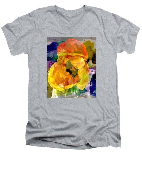 Spring Xx Men's V-Neck T-Shirt