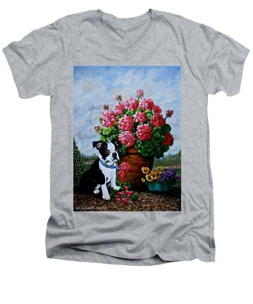 Srb Jonas Men's V-Neck T-Shirt