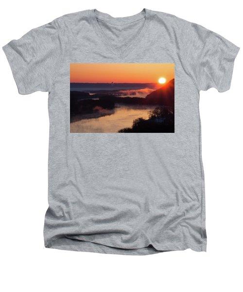 Srw-1 Men's V-Neck T-Shirt