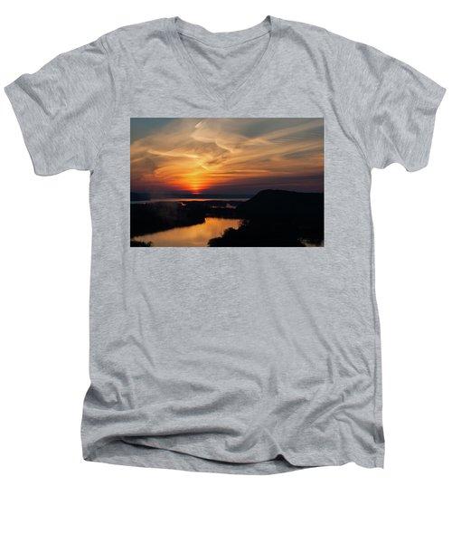 Srw-11 Men's V-Neck T-Shirt