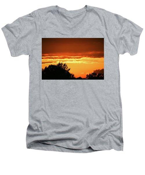 Ssl-1 Men's V-Neck T-Shirt
