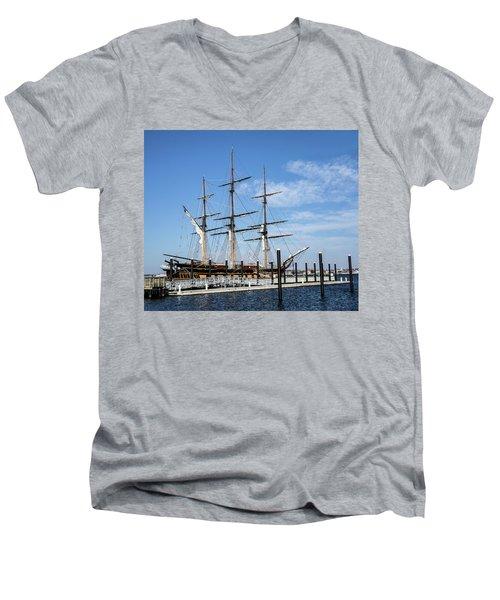 Ssv Oliver Hazard Perry Men's V-Neck T-Shirt